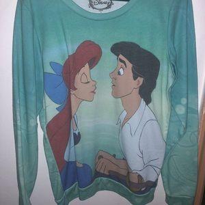 Disney HotTopic Ariel Sweater